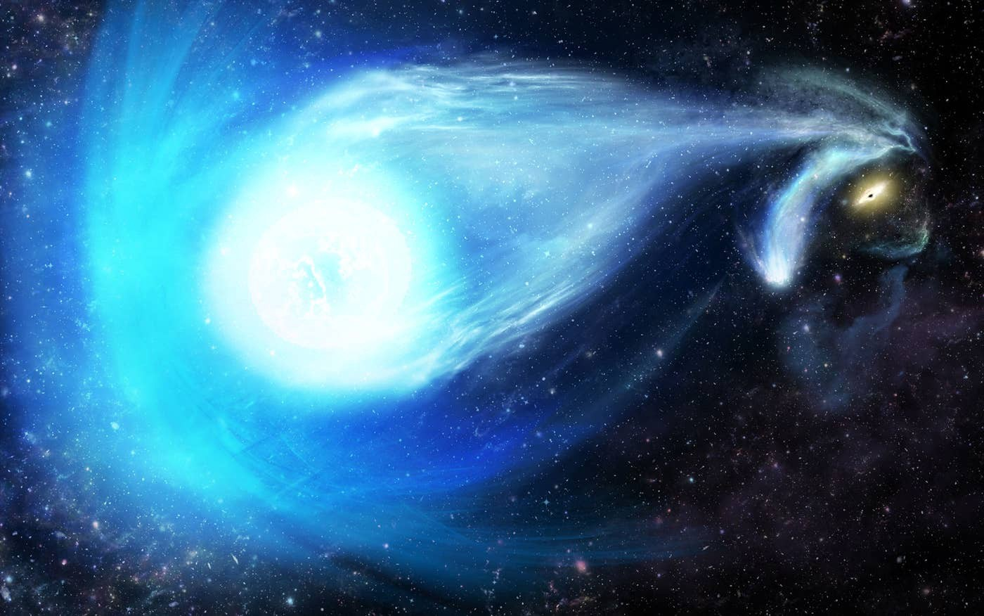 Discovery of an Unbound Hypervelocity Star in the Milky Way Halo
