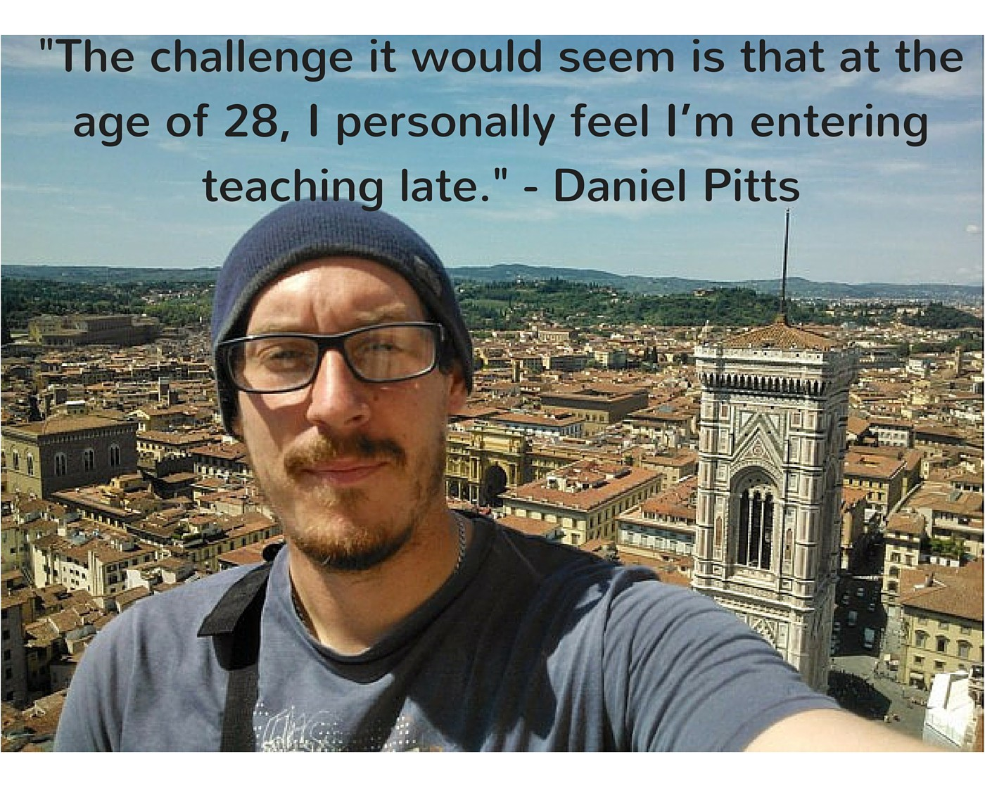 Daniel education system - Daniel Pitts Shares His Thoughts On Joining The Primary Education System