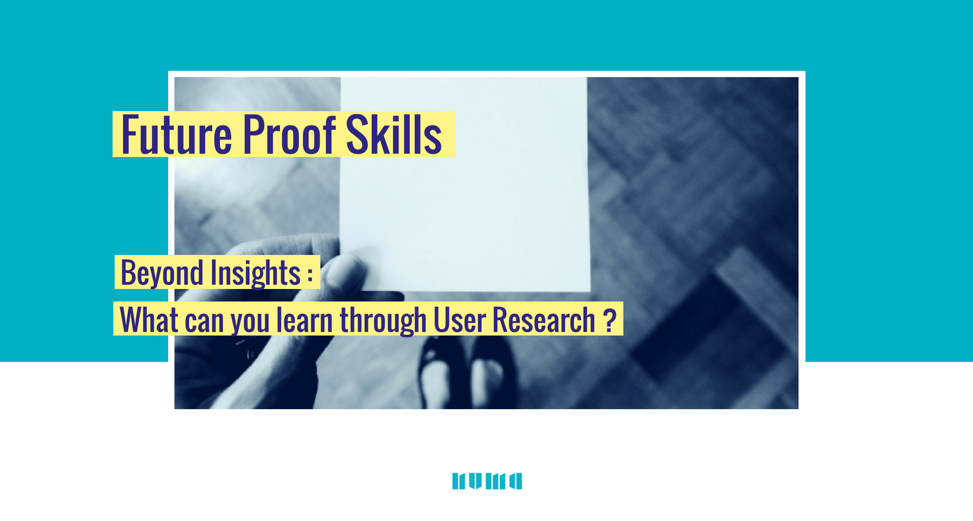 Validating product ideas through lean user research interview