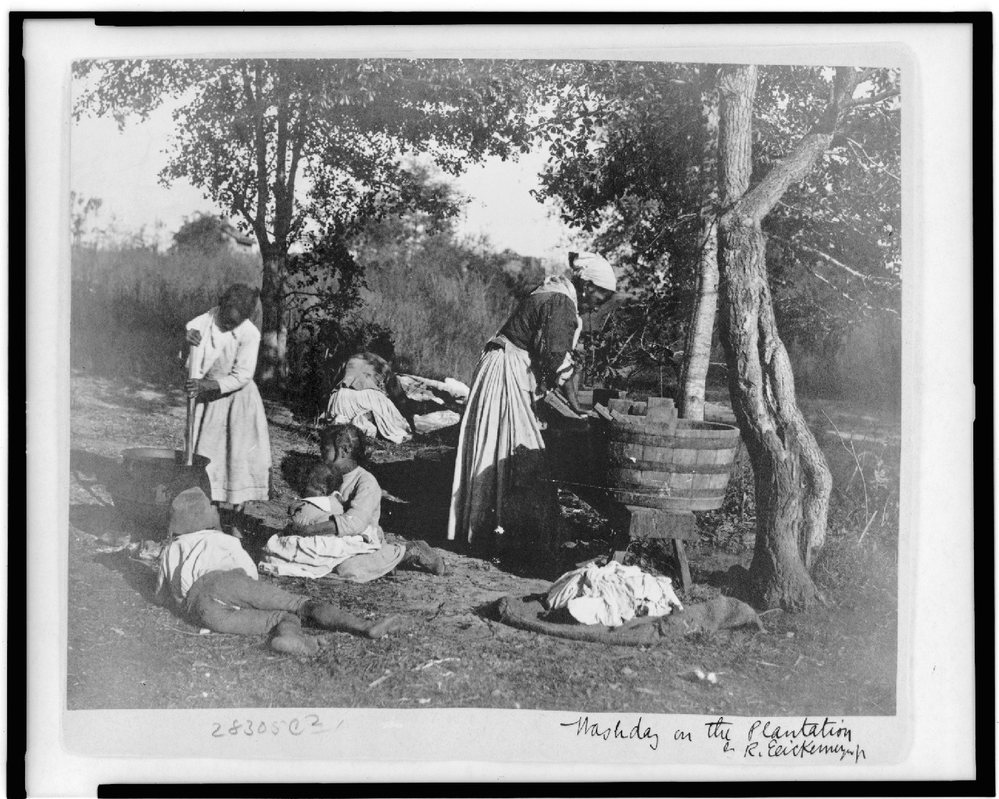 The past and future of laundry carl tashian medium wash day on the plantation c1887 solutioingenieria Image collections