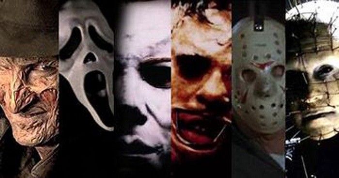 It's Horror Throwback Time With Some of These Classics, Check It Out!