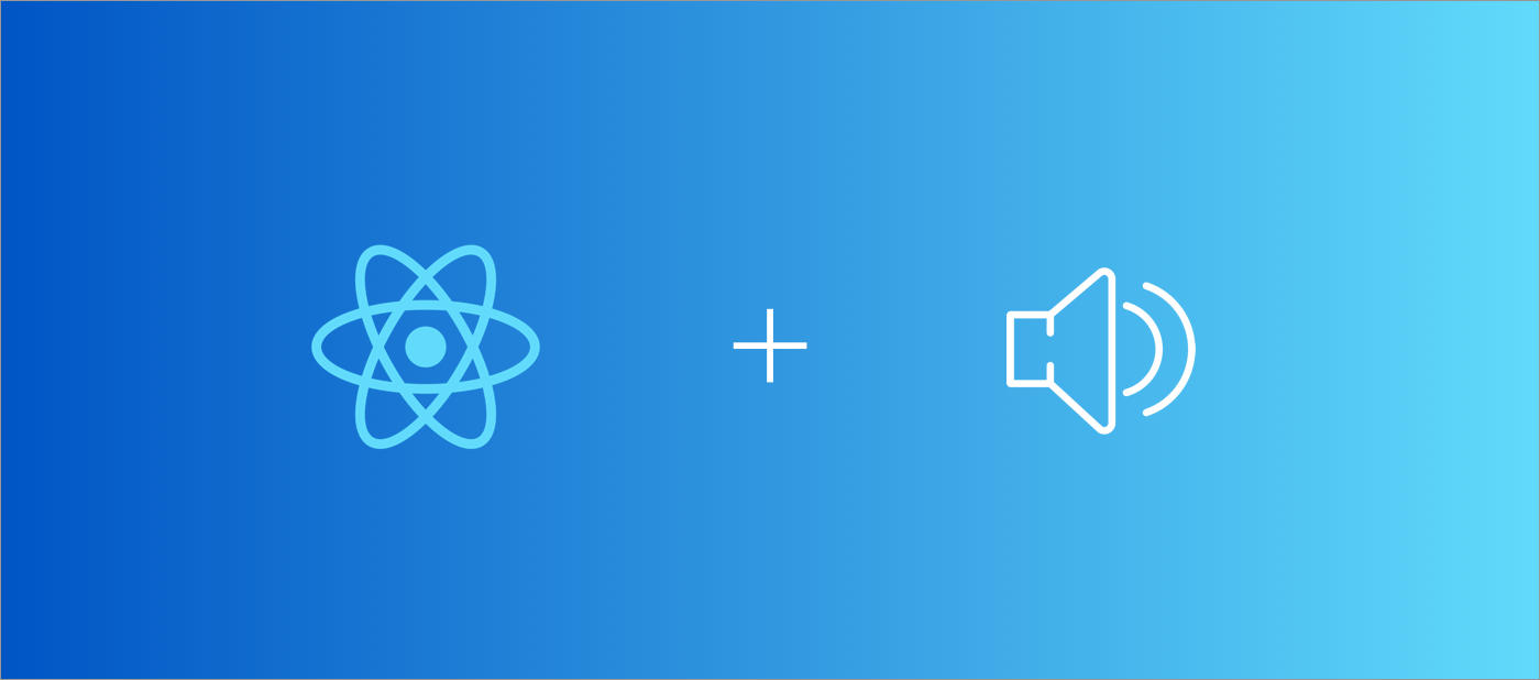 Getting Started With Sound Audio In React Native Applantic Medium Background Music Decoder Is More And Popular However There Are Still Areas That It Doesnt Handle Well I Love Everything Comes
