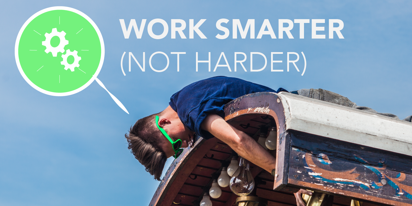 How i work smarter and not harder thinkgrowth is all your hard work paying off maybe not according to boston universitys questrom school of business managers cant tell the difference between fandeluxe Images