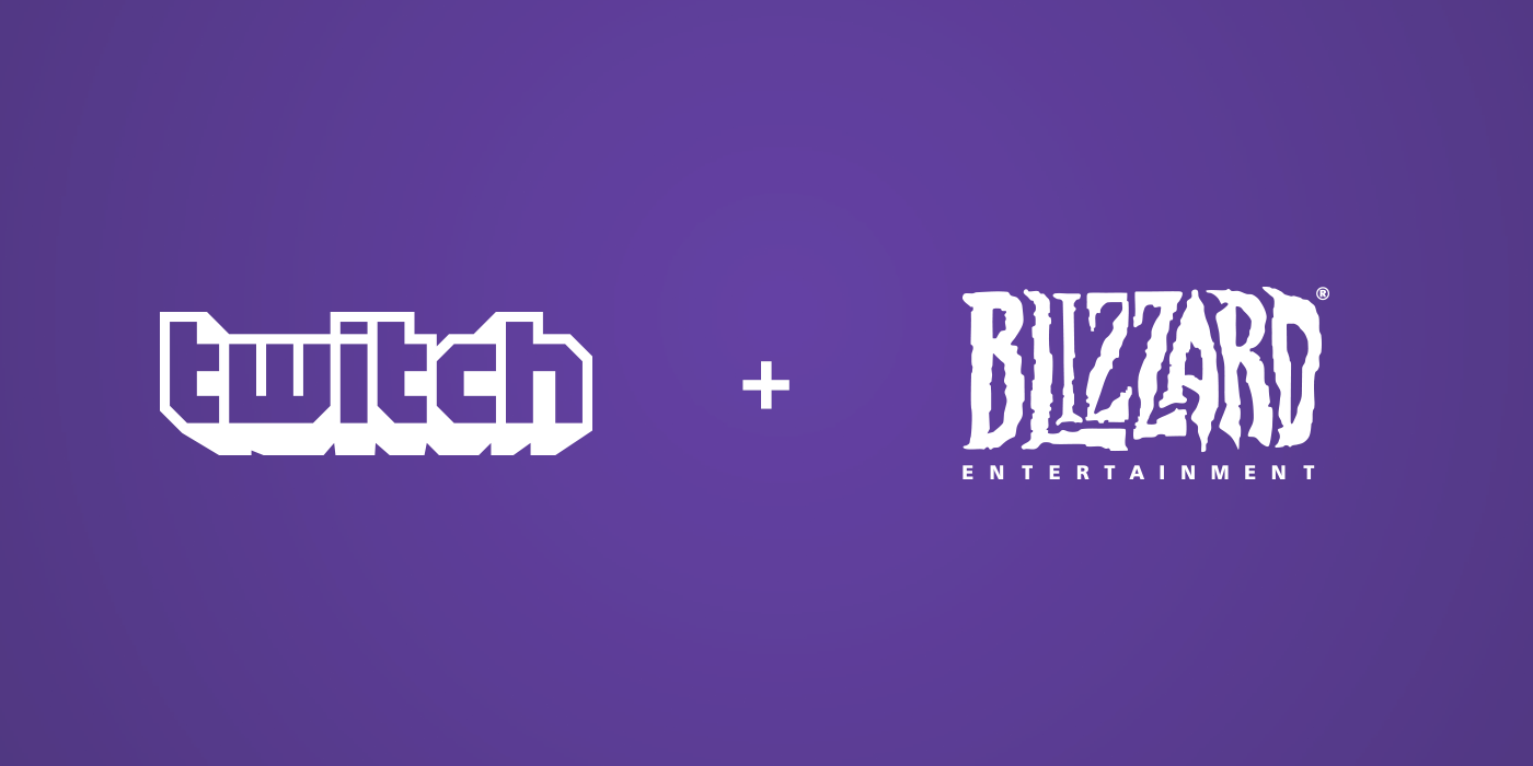 Twitch And Blizzard Join Forces Twitch Blog