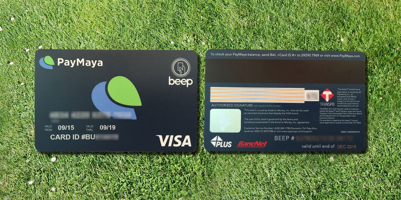 The PayMaya Card is a First-Generation Product That\'s Hard to Recommend