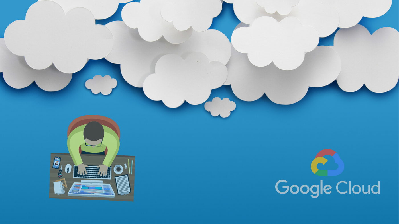 6 Minutes Mantra To Create Computing Resources On Google Cloud
