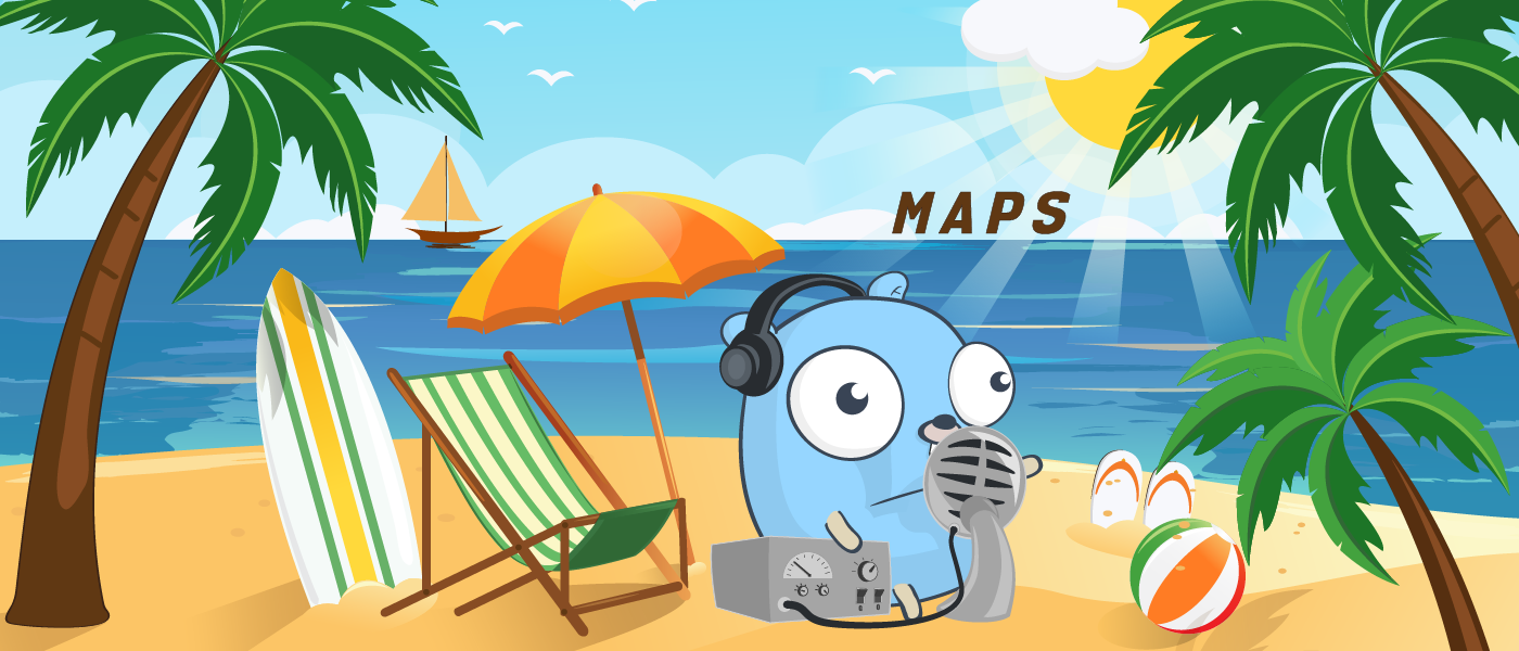 map in go is nothing but a hash table data structure to store keyvalue pairs of various data types