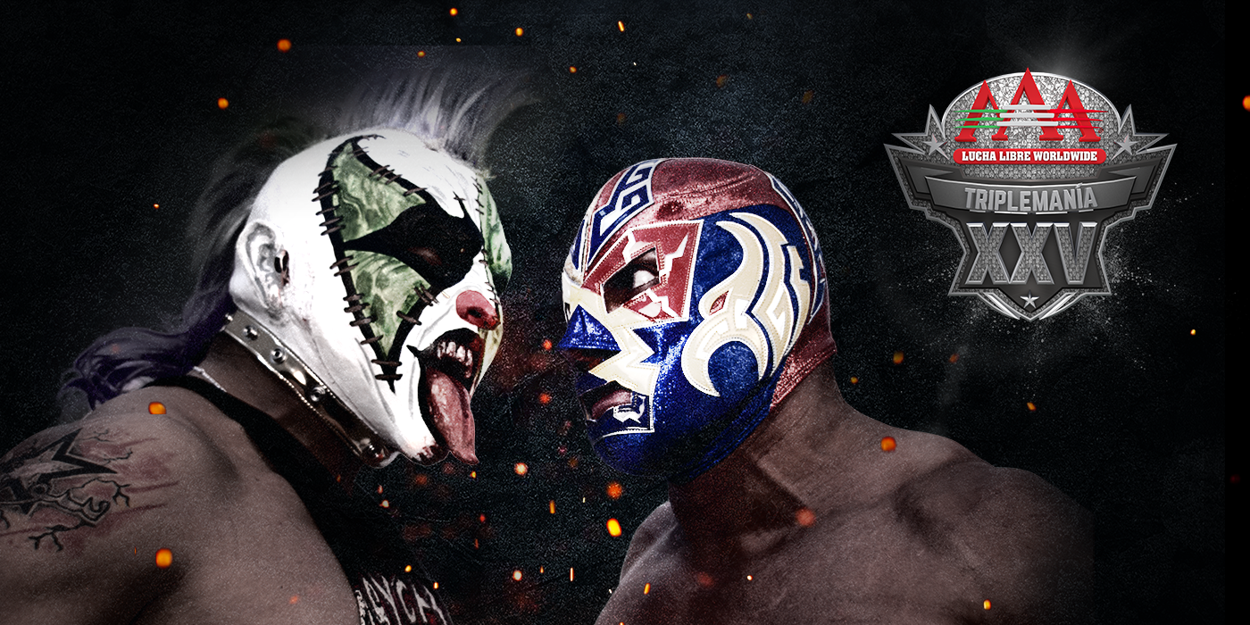 the lucha libre event of the year is free on twitch aaa presents