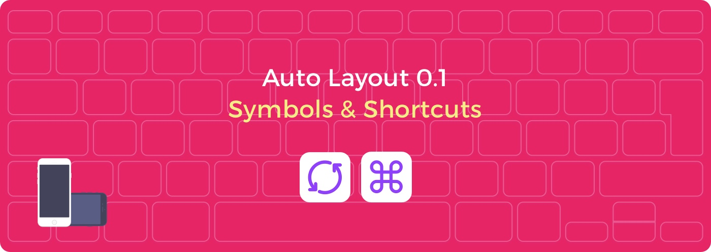 Auto Layout V010 Symbols Support Design Sketch Medium
