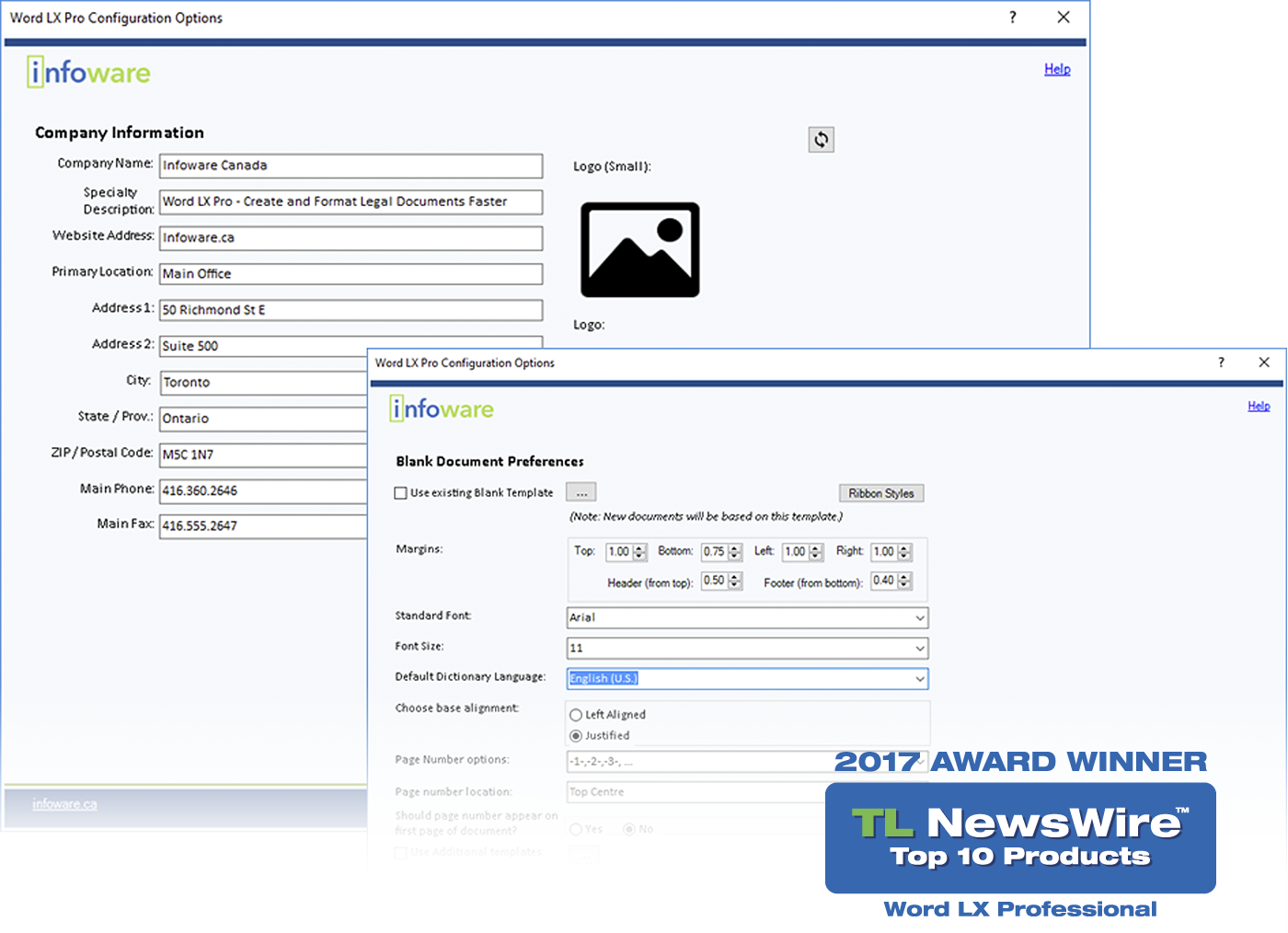TL NewsWire Top Products Of Awards TechnoLawyer Medium - Legal forms software for attorneys