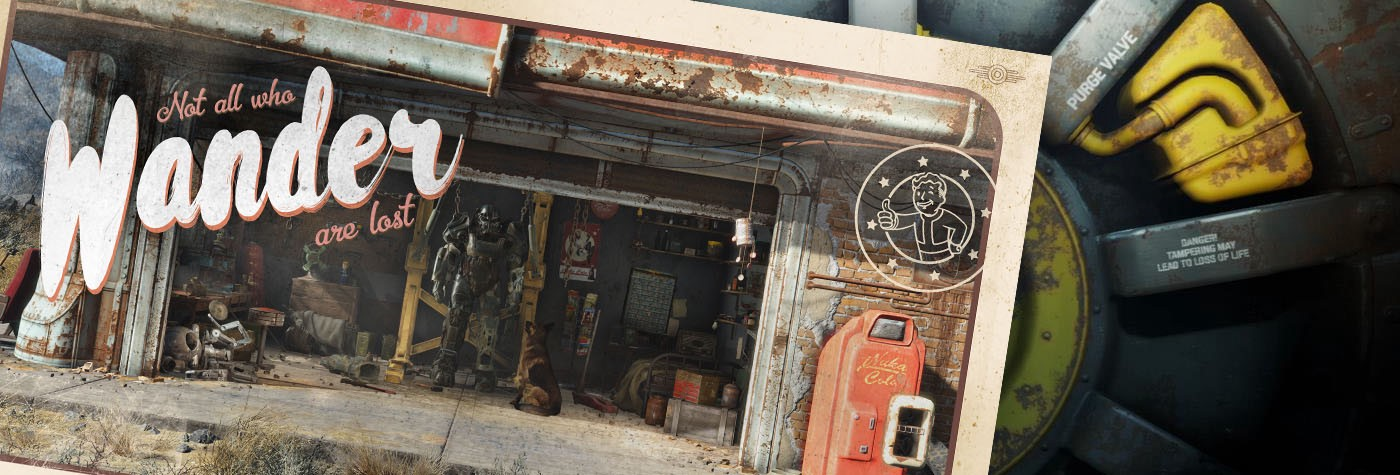 Not All Who Wander Are Lost How Fallout 4 Changed I Think About Career Development