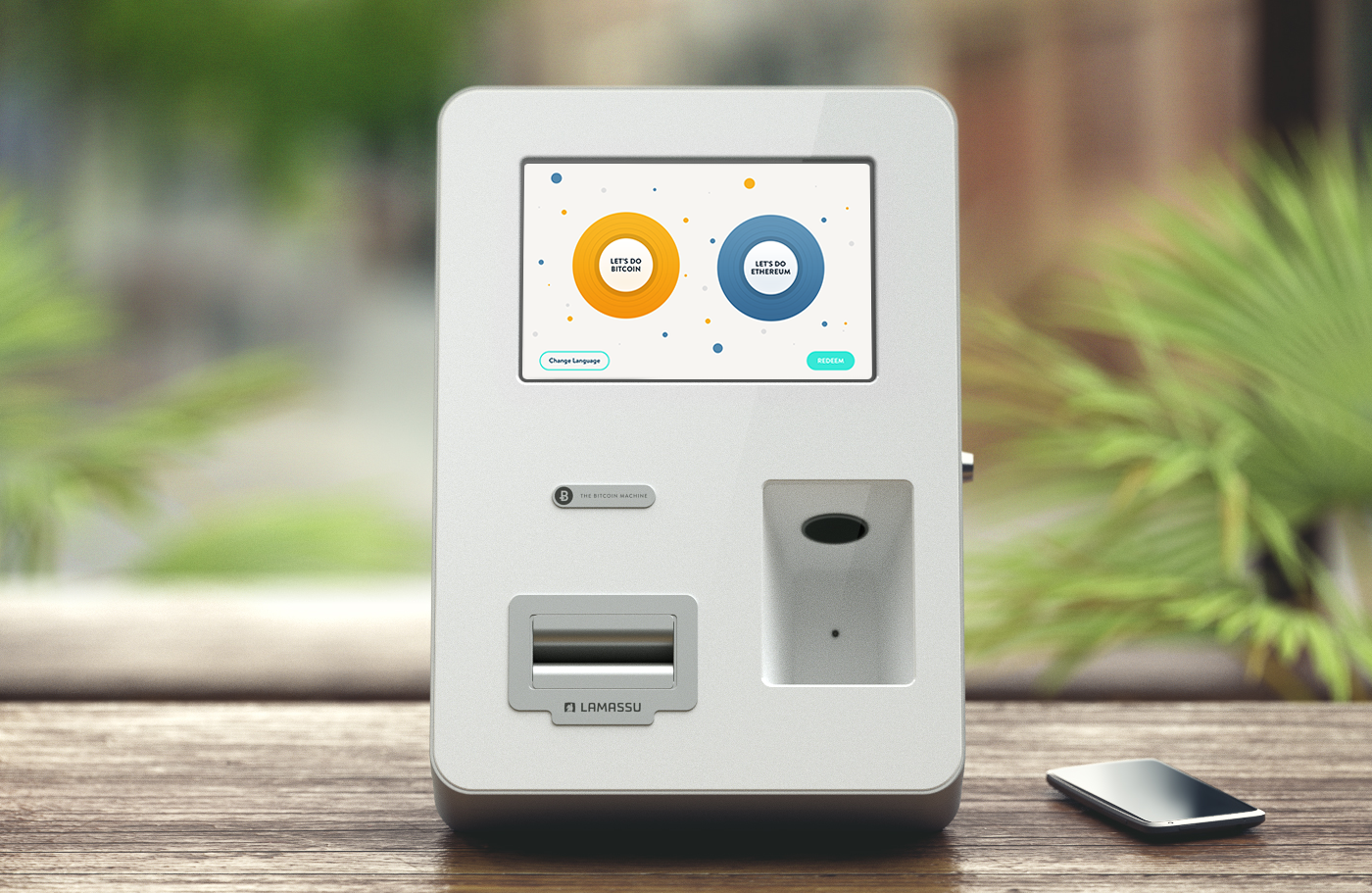 buy cryptocurrency atm