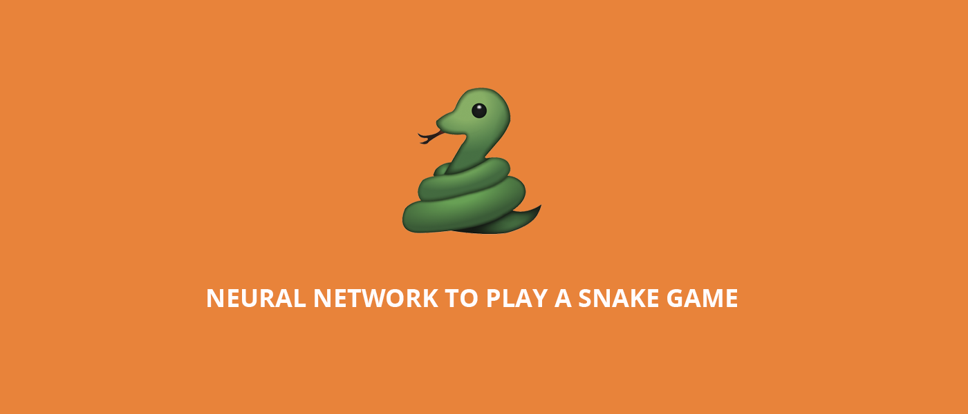 Neural network to play a snake game towards data science baditri Gallery