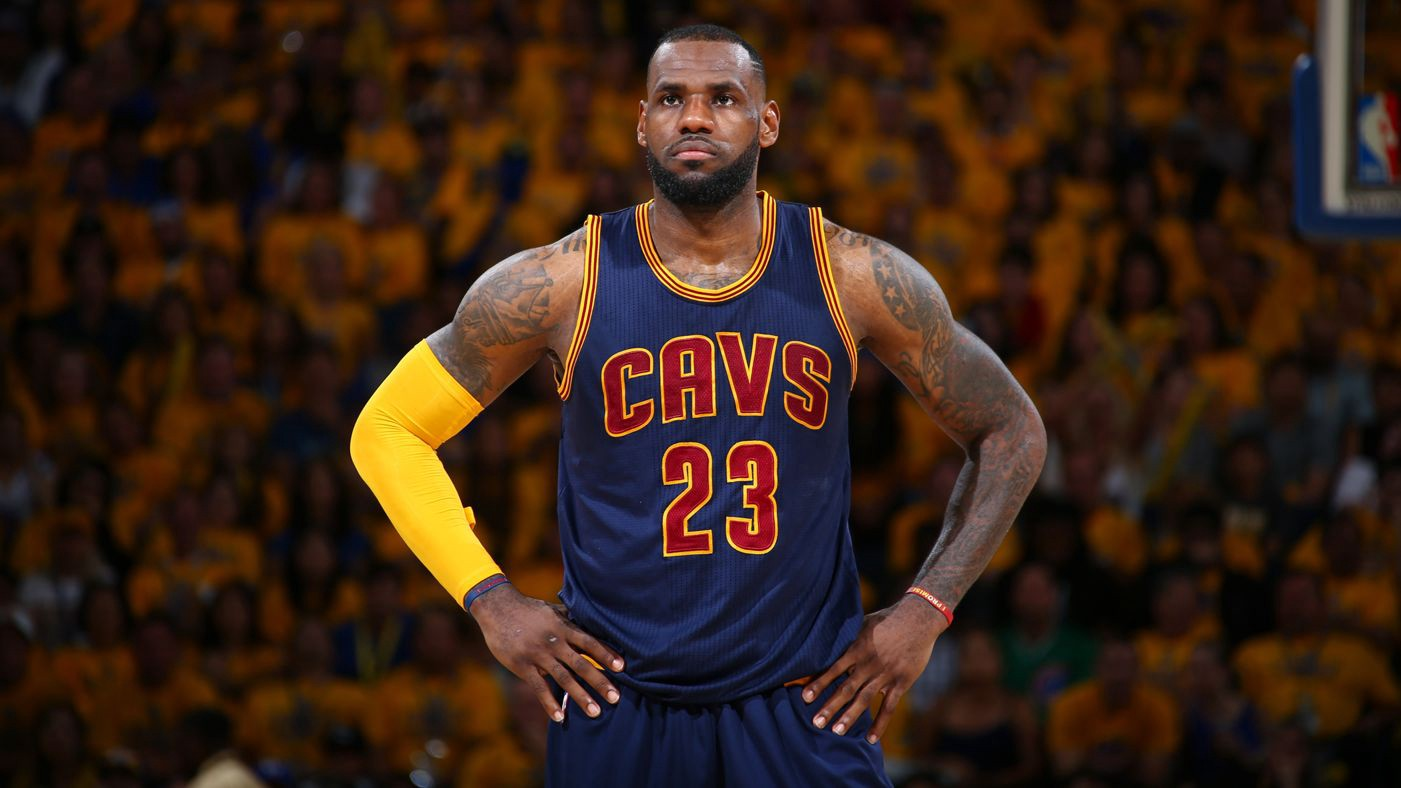 10 New Ways to Appreciate the e Man NBA Dynasty that is LeBron James