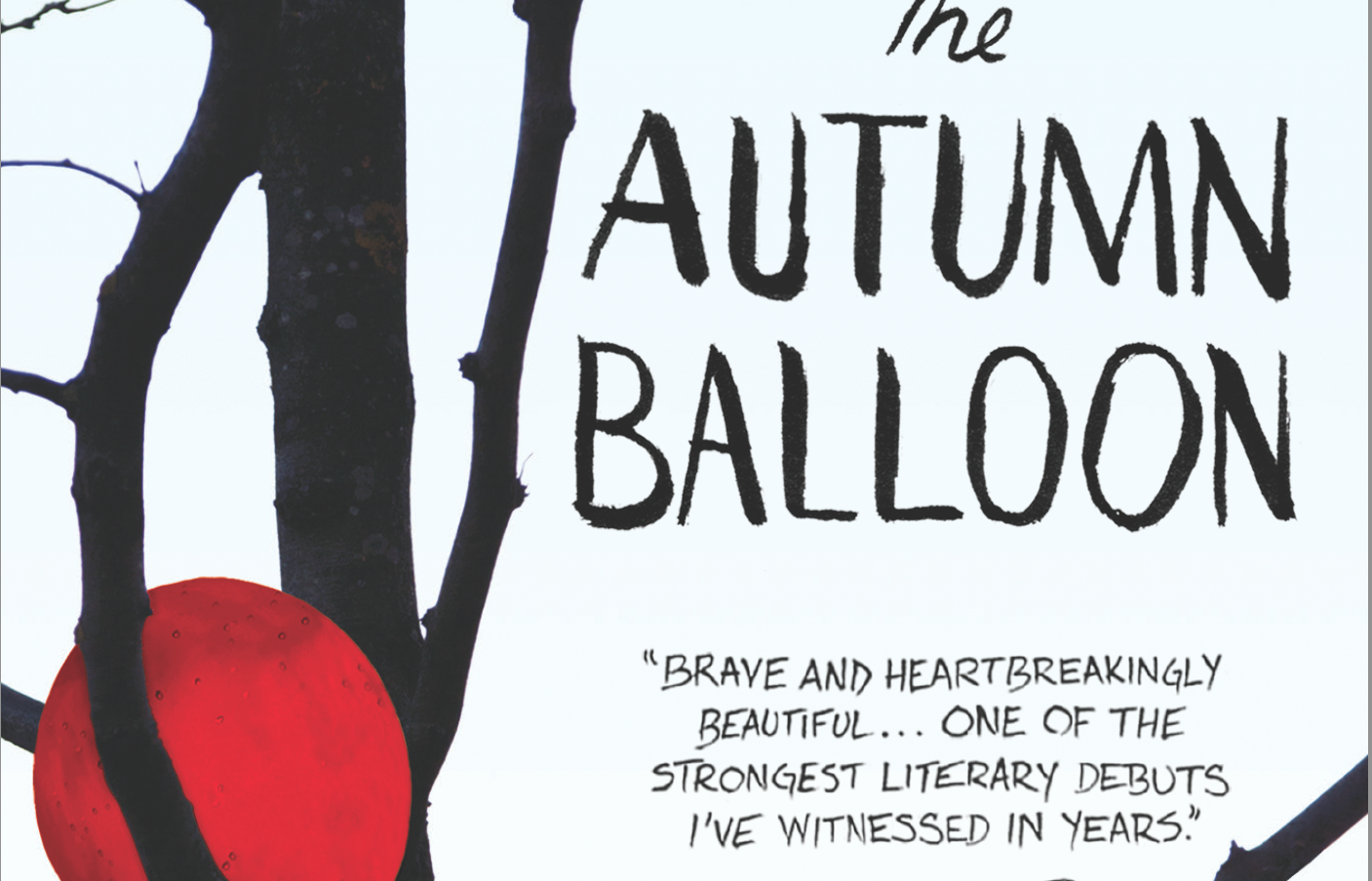 From THE AUTUMN BALOON by Kenny Porpora – Grand Central Publishing ...