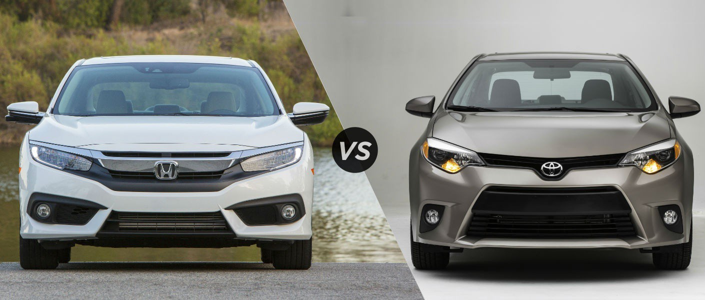 Delightful 2016 Honda Civic Vs 2016 Toyota Corolla: Which Is Better?