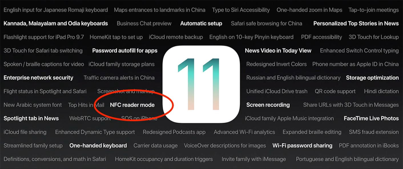 NFC Reading on iOS 11 in 4 easy steps – Antoine Barrault – Medium
