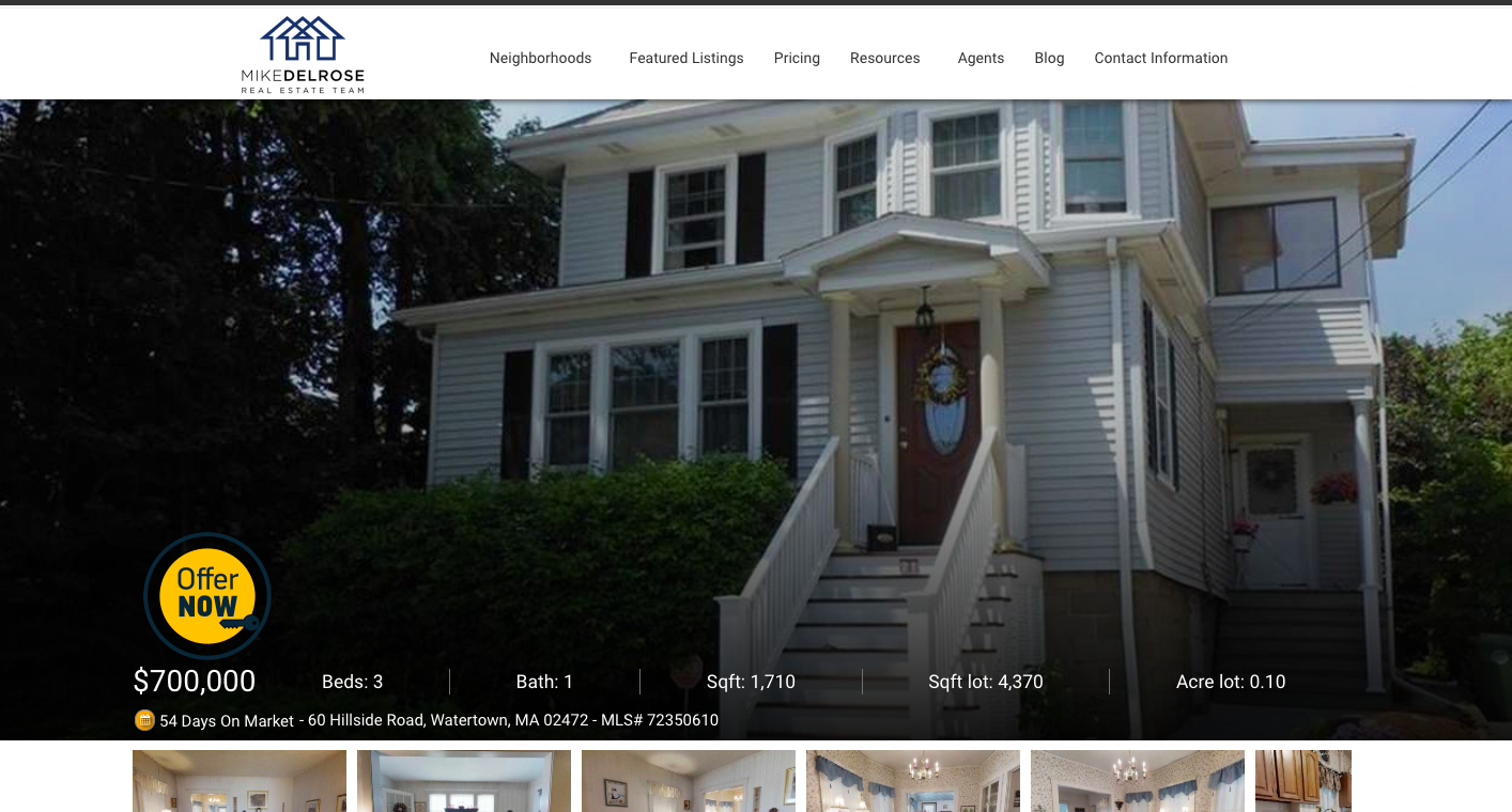 Announcing a partnership with remax revolution shelterzoom medium remax revolution found a solution by integrating shelterzooms offer now and rent now widgets into their website allowing buyers and their agents to ccuart Gallery
