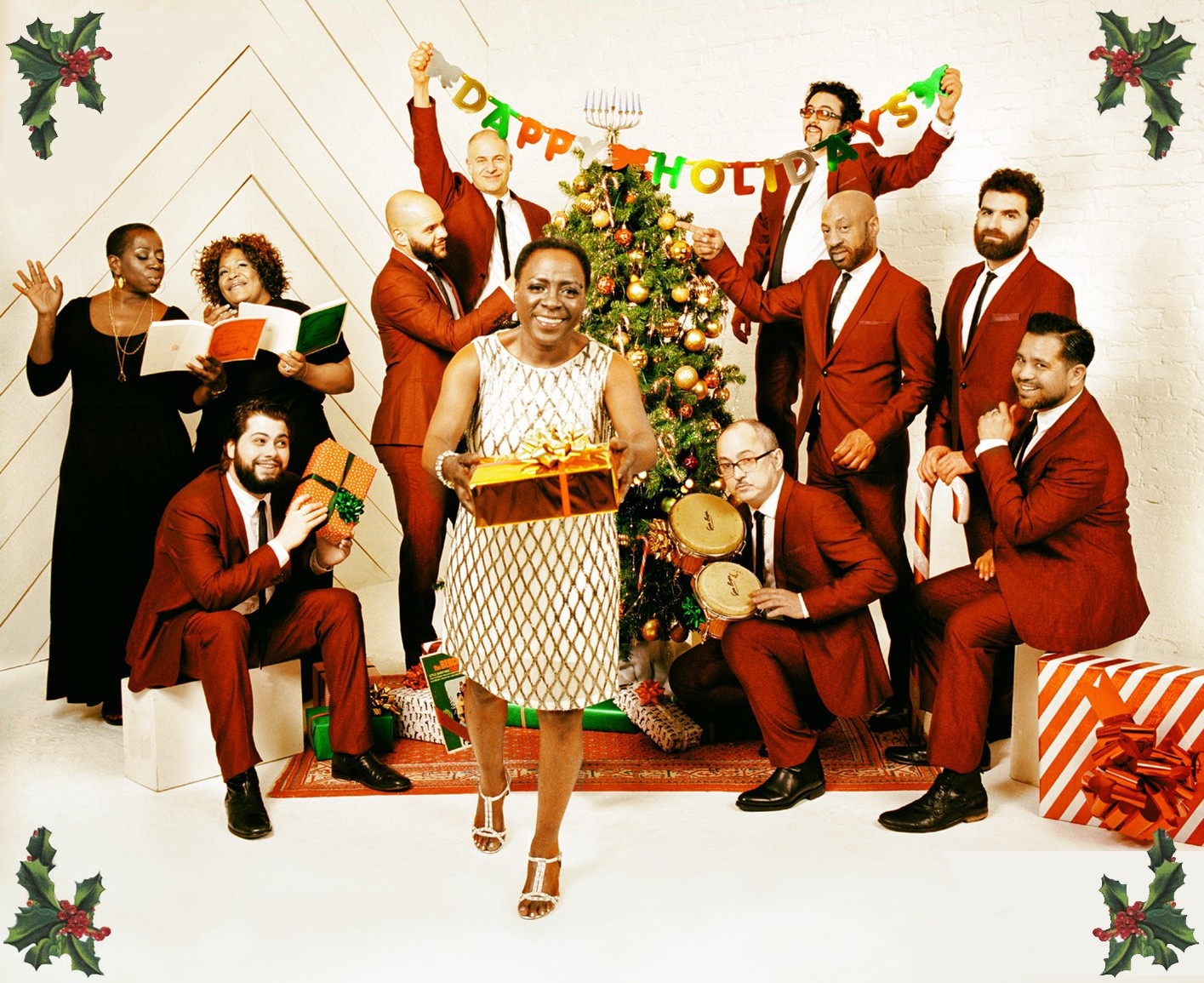 Sharon Jones: Battling Cancer with Christmas Soul – Cuepoint – Medium