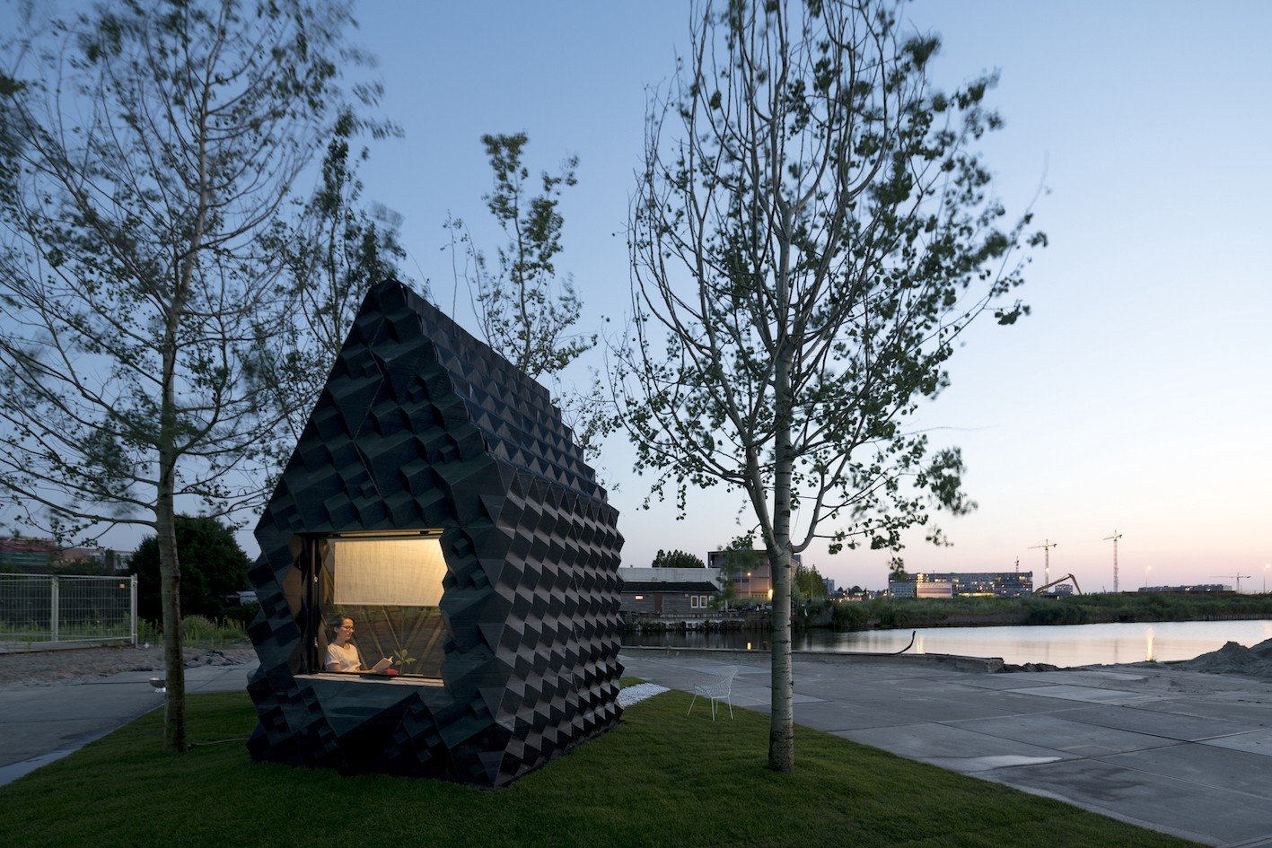 Can 3D printing help solve the global housing crisis?