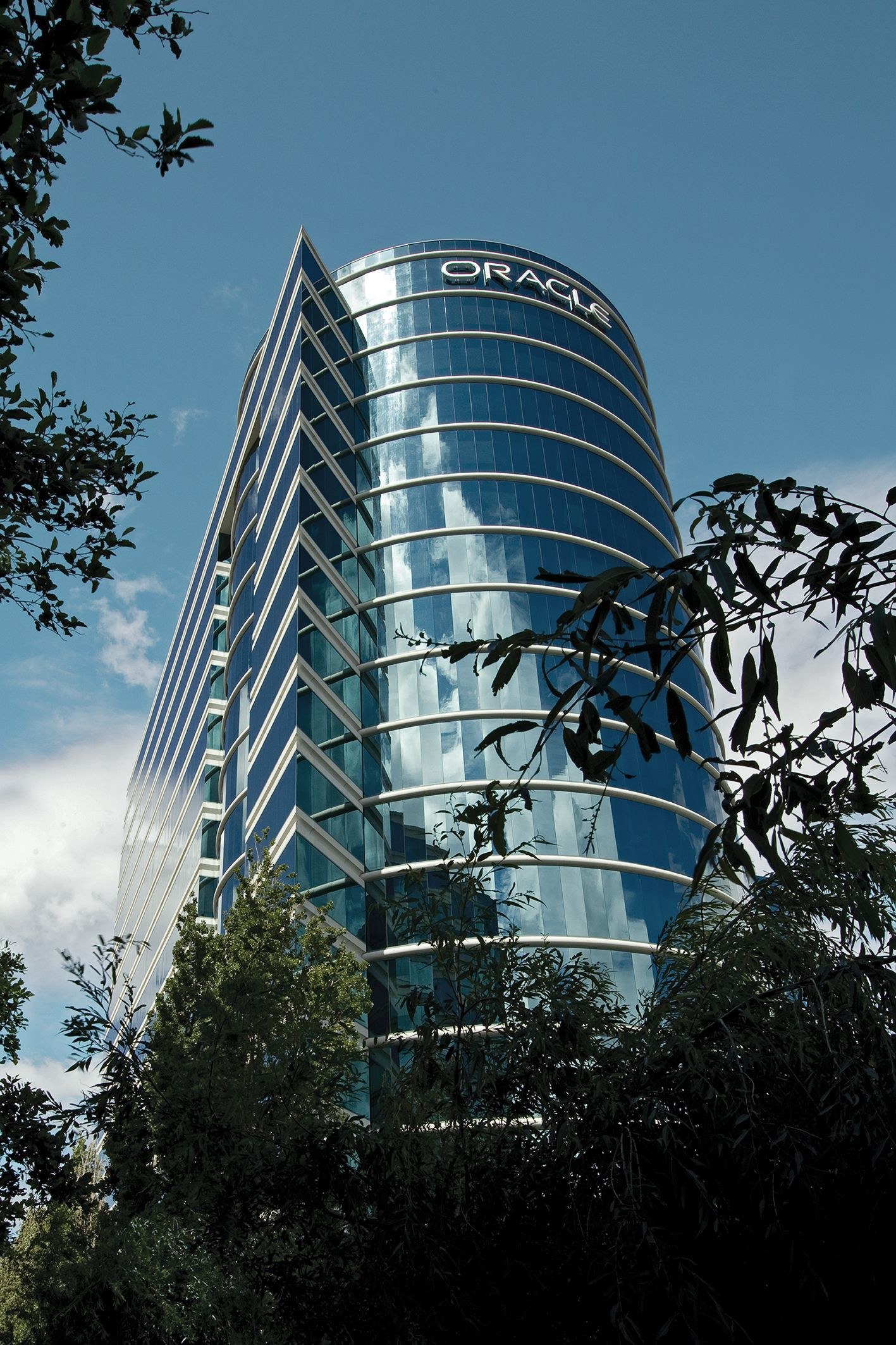 Oracle is a marketing company not a tech company