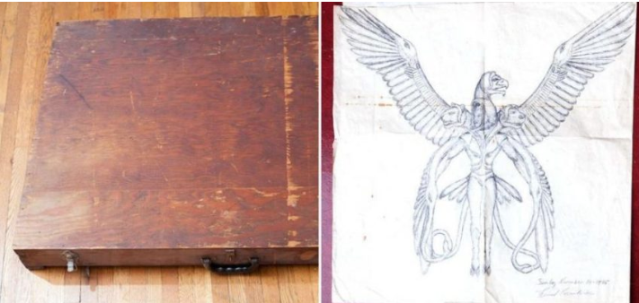 Man Finds A Mystery Box, And No One Can Explain What's Inside