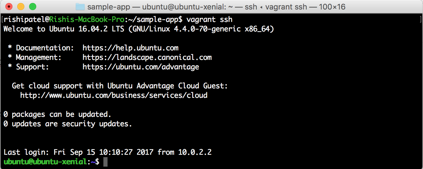 Automating Your Dev Environment Setup With Vagrant And Ansible