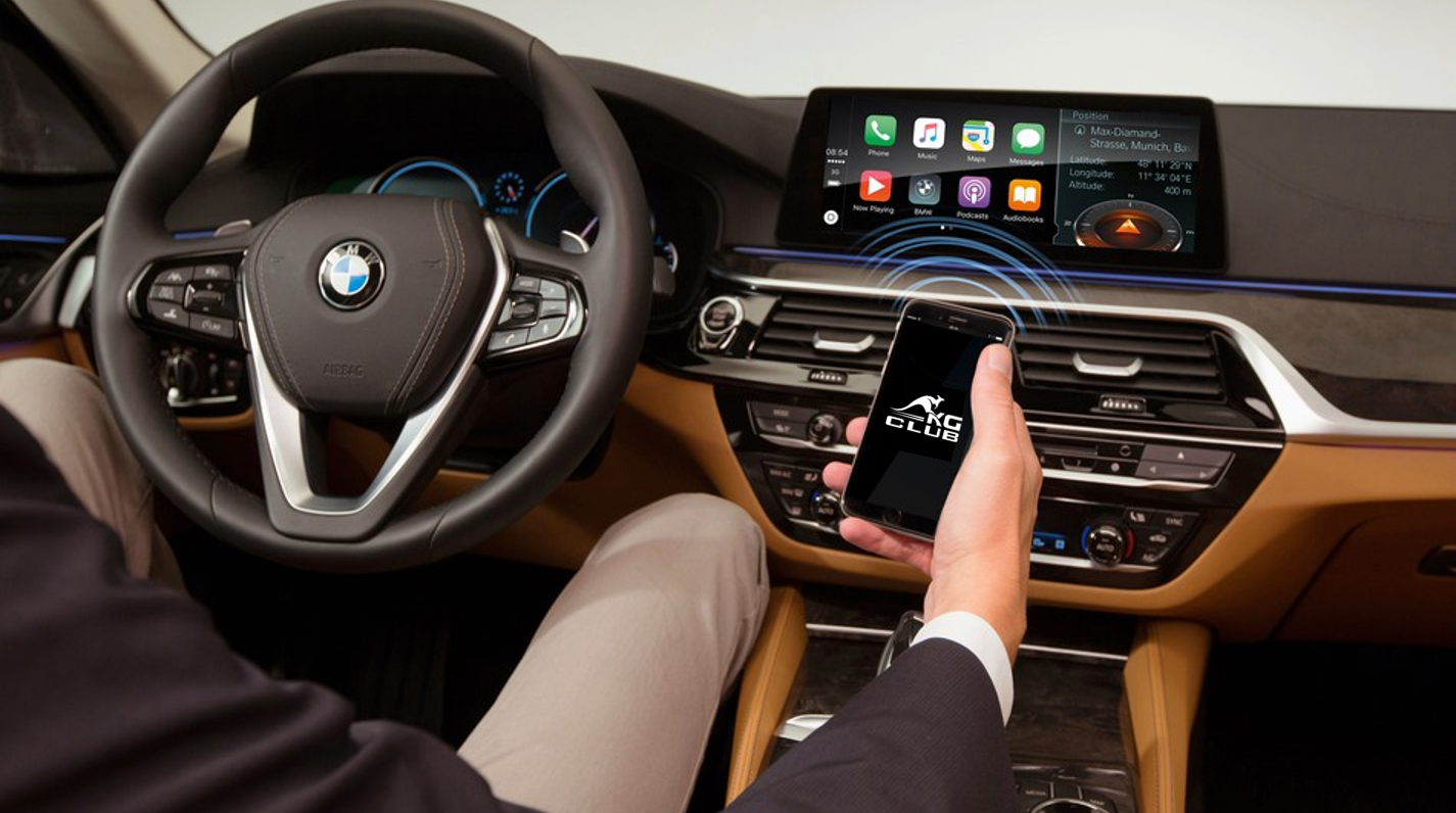 bmw makes use of crypto rewards system to track mileage over the