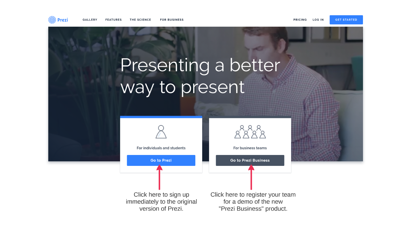 prezi business review: a prezi expert's look at the latest, Powerpoint templates
