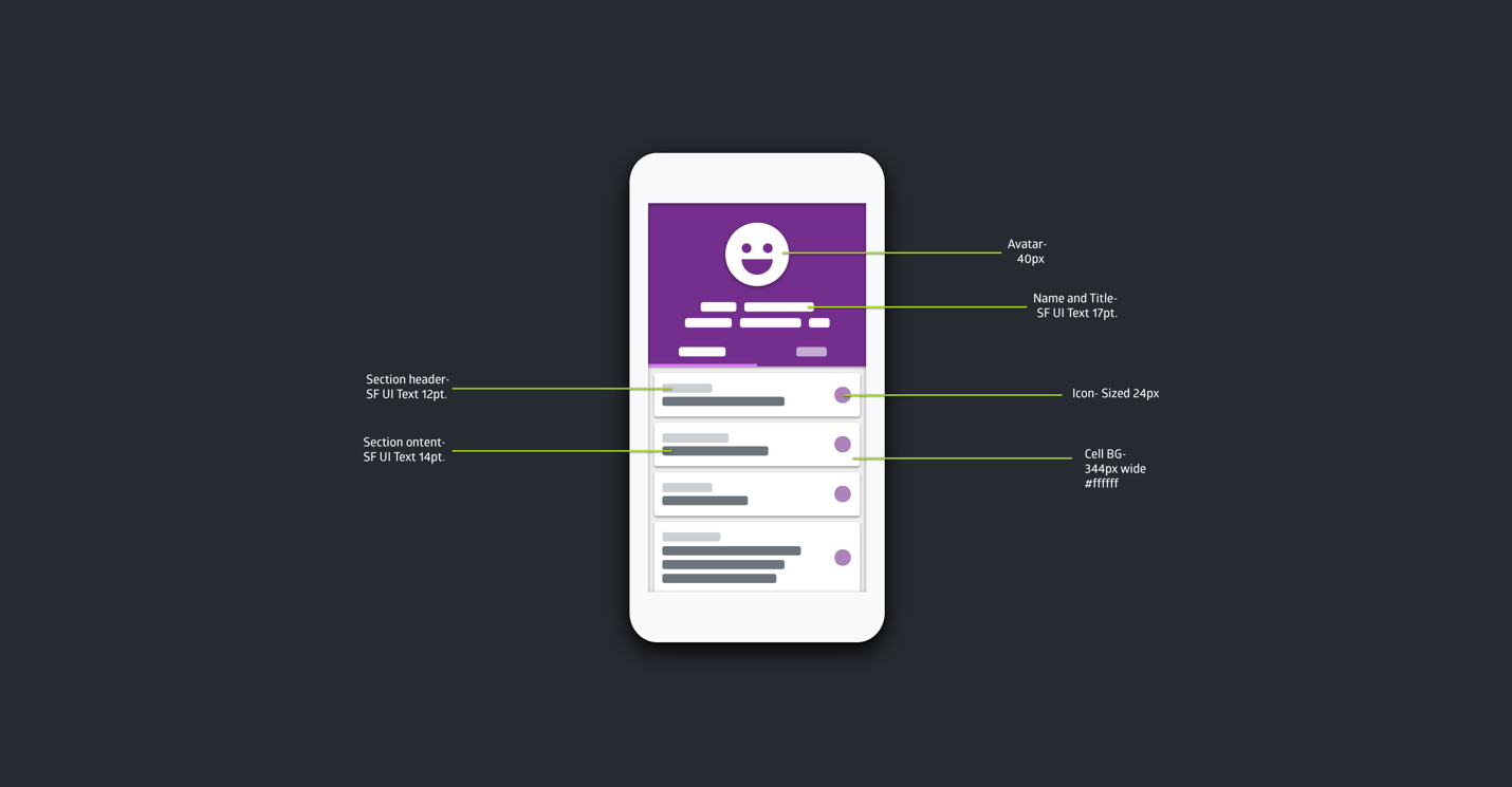 Mobile App Consistency By Design Vmware User Experience Medium