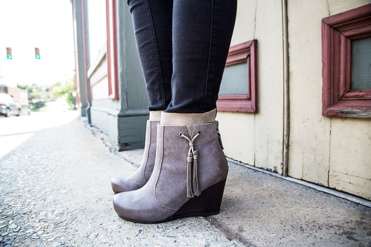 fashion ankle blogger zappos comforter the atlanta booties most lauren comfortable edit blog by