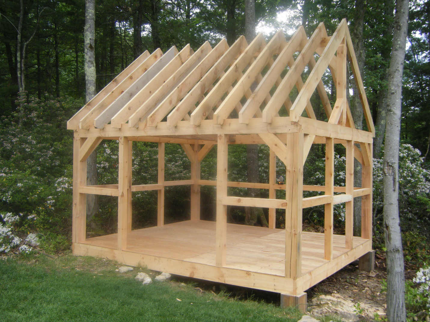 A Beginners Guideto Shed Building Shed Building Plans