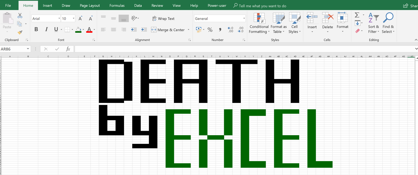death by microsoft excel the case for digitalization in finance