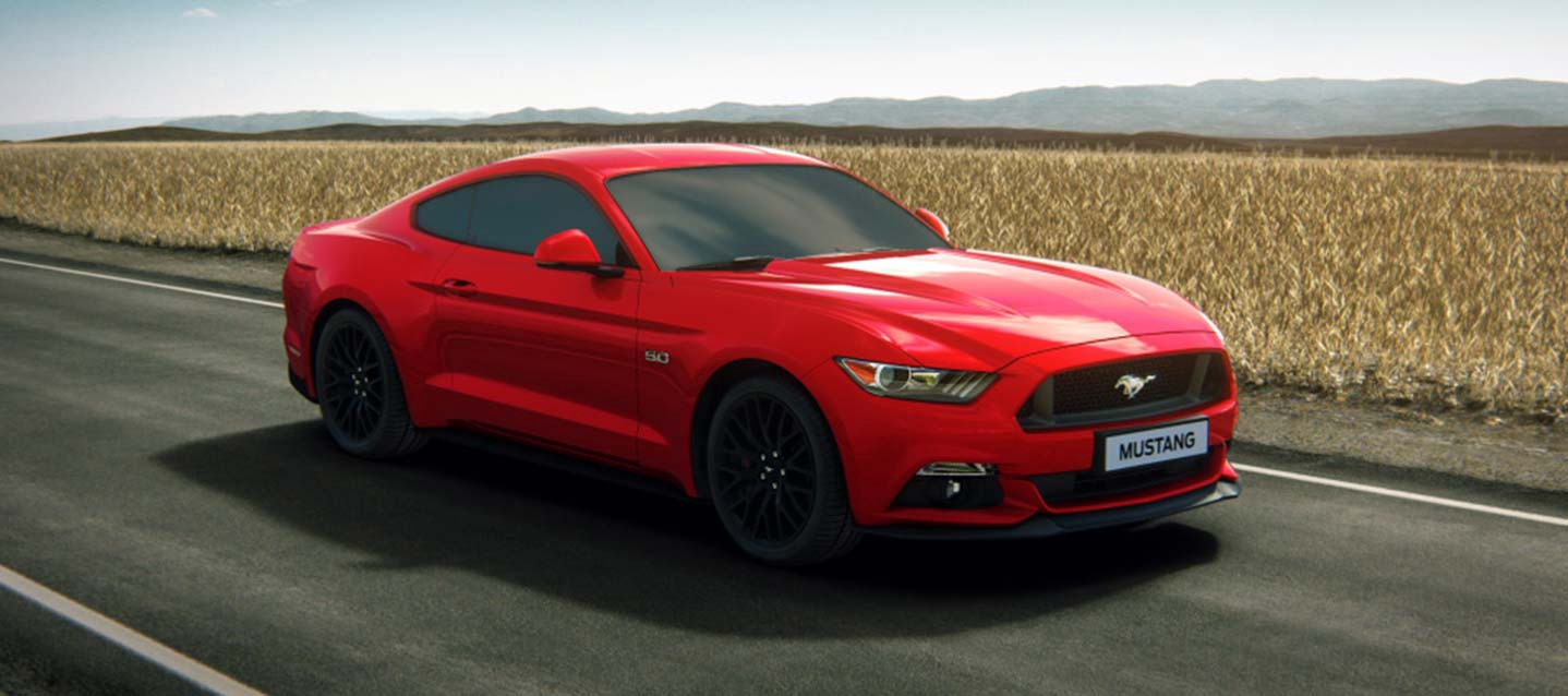 ford mustang fifth generation images