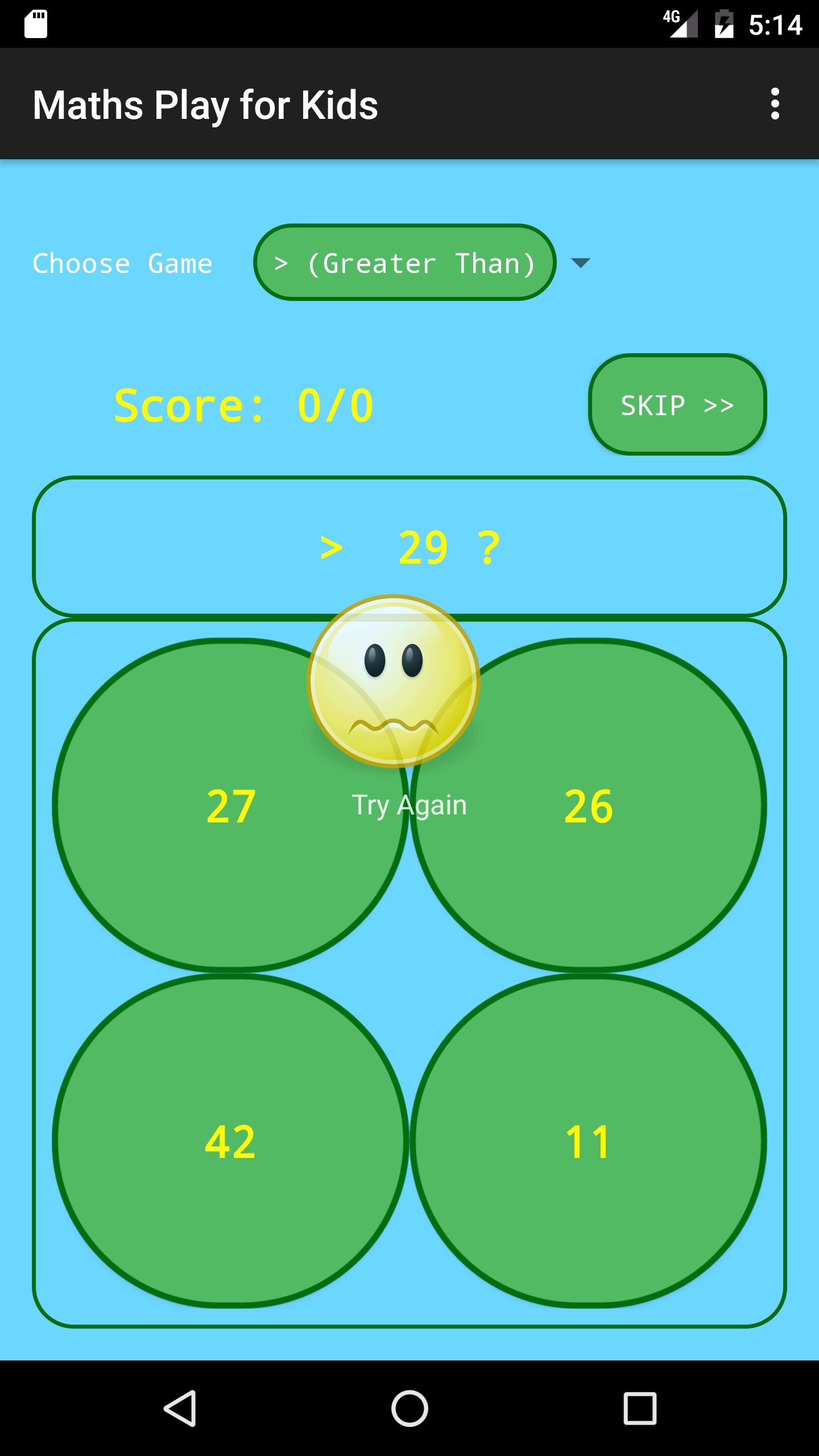 On Developing a Maths App for Kindergarten Kids – Kartik Narayanan ...