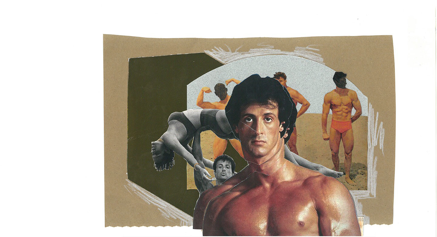 A Cultural History of Sylvester Stallone's Rock-Hard Abs and Shredded  Everything Else