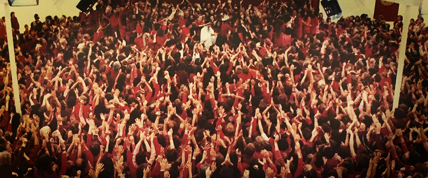 my month as a member of the 'wild wild country' sex cult