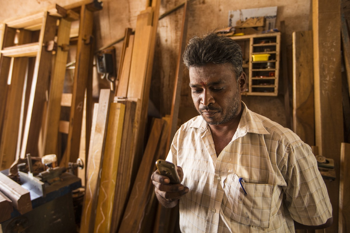 The Game-Changing Innovation That Could Bring Financial Services to Millions in India