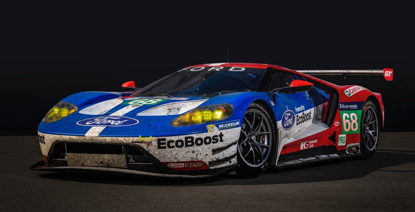 The Ford Gt Has Been An Iconic Car Throughout History And Is Still Breaking Records To This Day The Gt Makes About  Horsepower Producing The Fastest