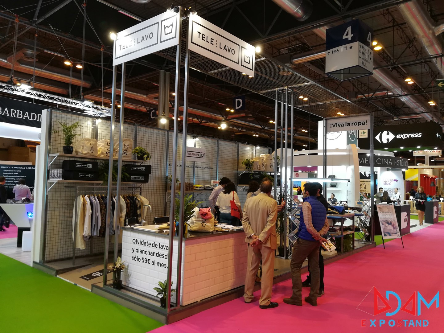 Trade Show Booth Design Ideas And Tips According To Adam ExpoStand - Car show booth ideas
