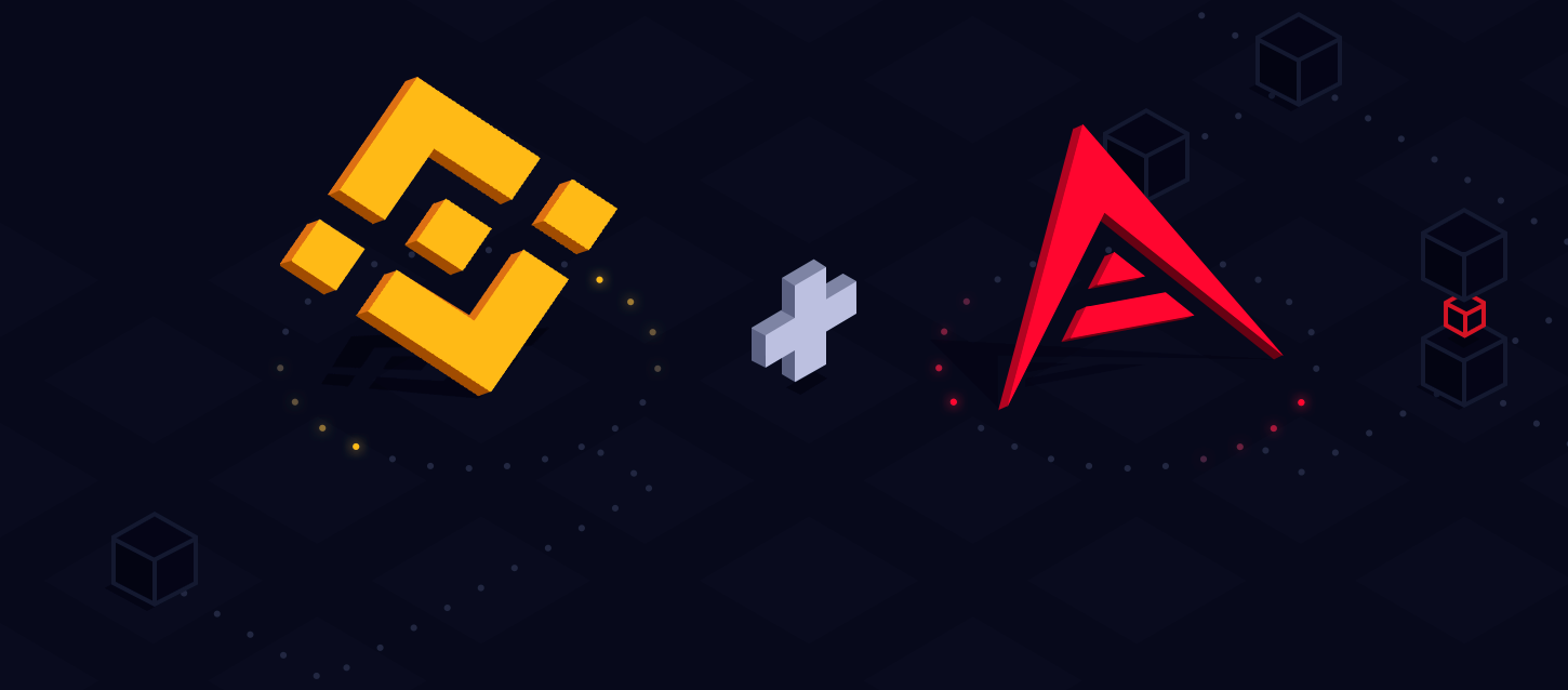 Ark is now available for trading on binance ark blog ark is now available for trading on binance biocorpaavc Image collections