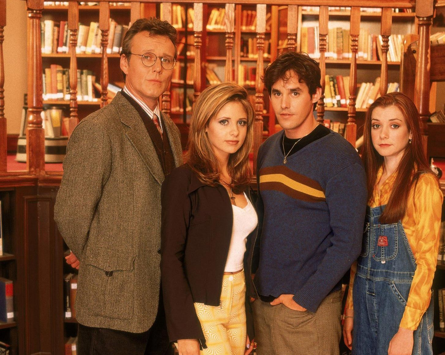 "happy 20th anniversary, ""scooby gang""! – cinenation – medium"