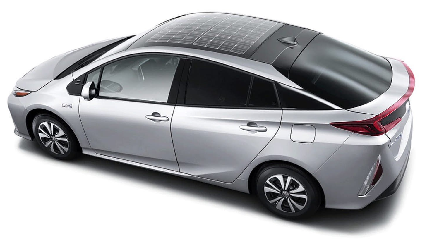 Will electric cars soon have solar roofs Toyota and Tesla say yes