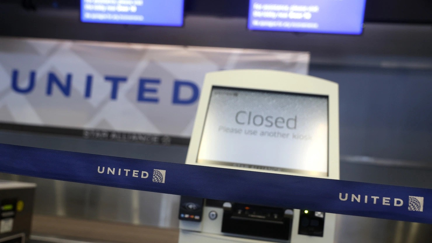 United Airlines : The Epitome of Uncertainty in the Markets?—?Kolin Lu