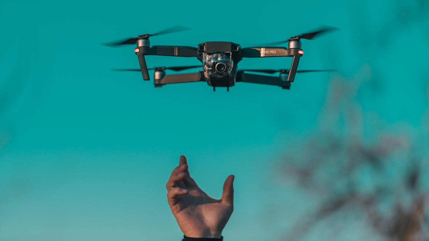 Drones, Artificial Intelligence, and the Future