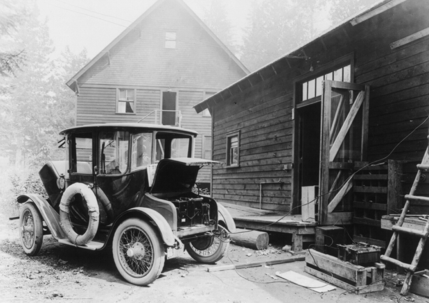 Electric Cars Powered Up Earlier Than You Think – Library of ...