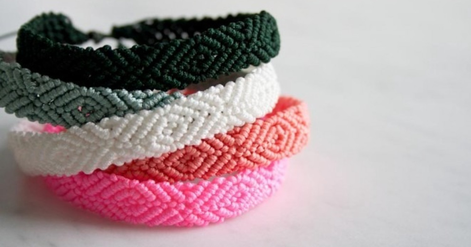 friendship watch bracelet youtube tutorial embroidery knitted