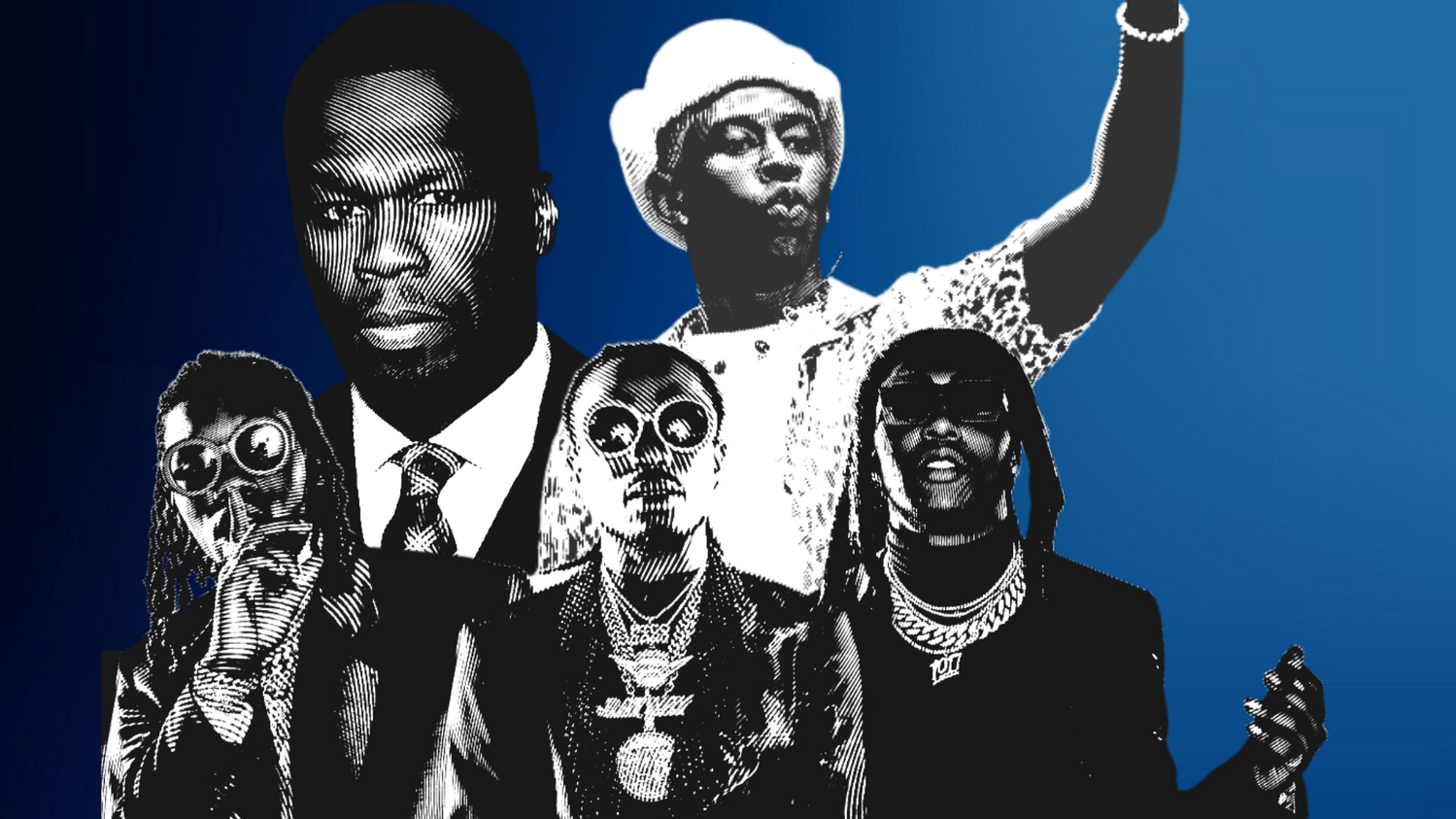 POLITICS UNUSUAL: WHAT IF THESE RAPPERS RAN FOR OFFICE?