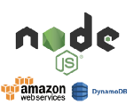 Node.js RESTful API with DynamoDB Local