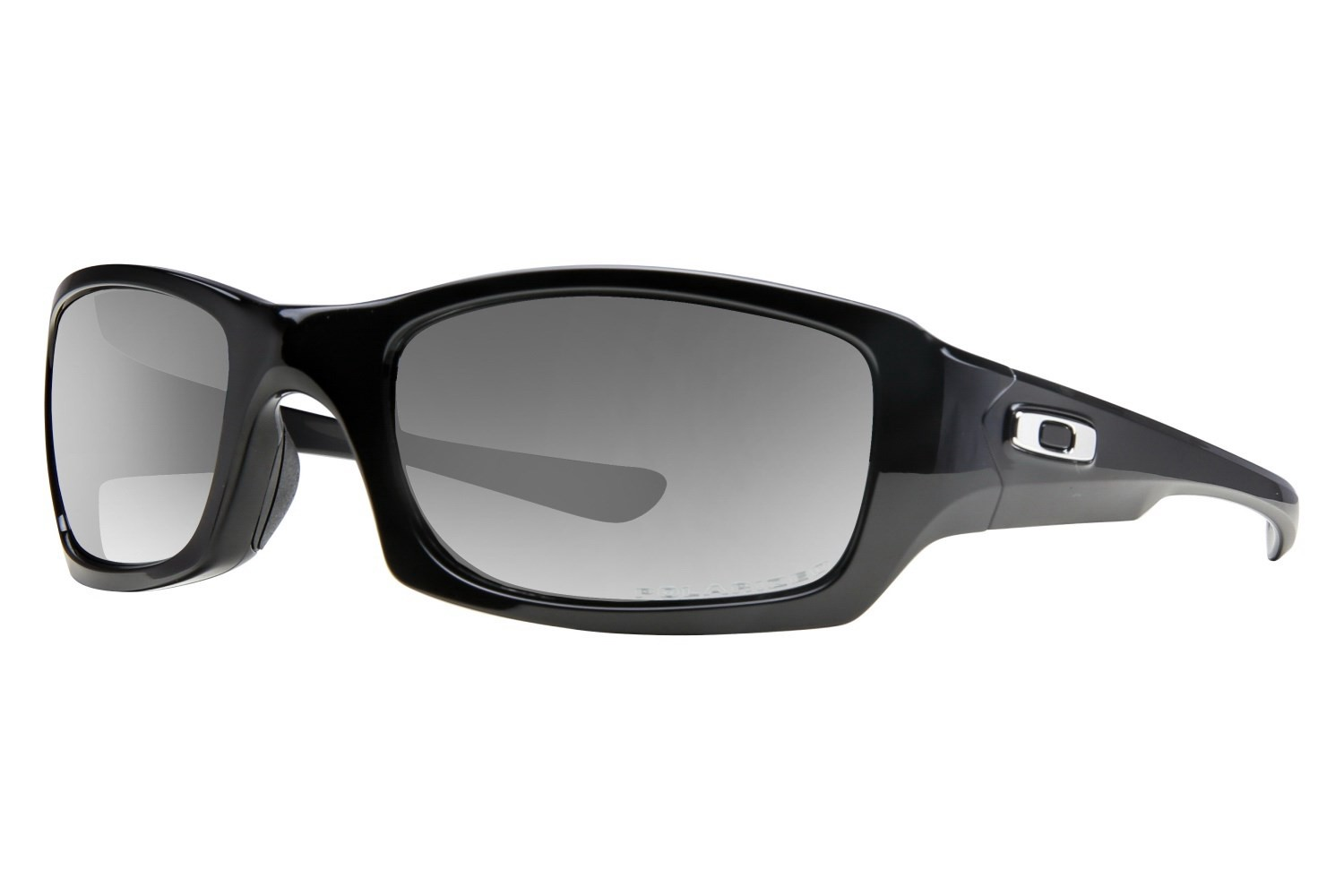daeca1dfe2e7d Review Oakley Fives Squared Iridium Polarized Sunglasses